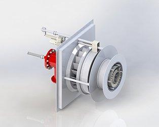 Burner Upgrades via VARISWIRL™ Coal & Gas Burner
